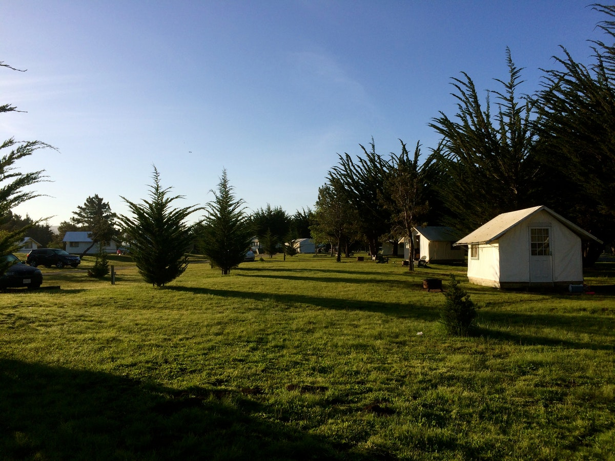 Relax At Costanoa Lodge San Francisco