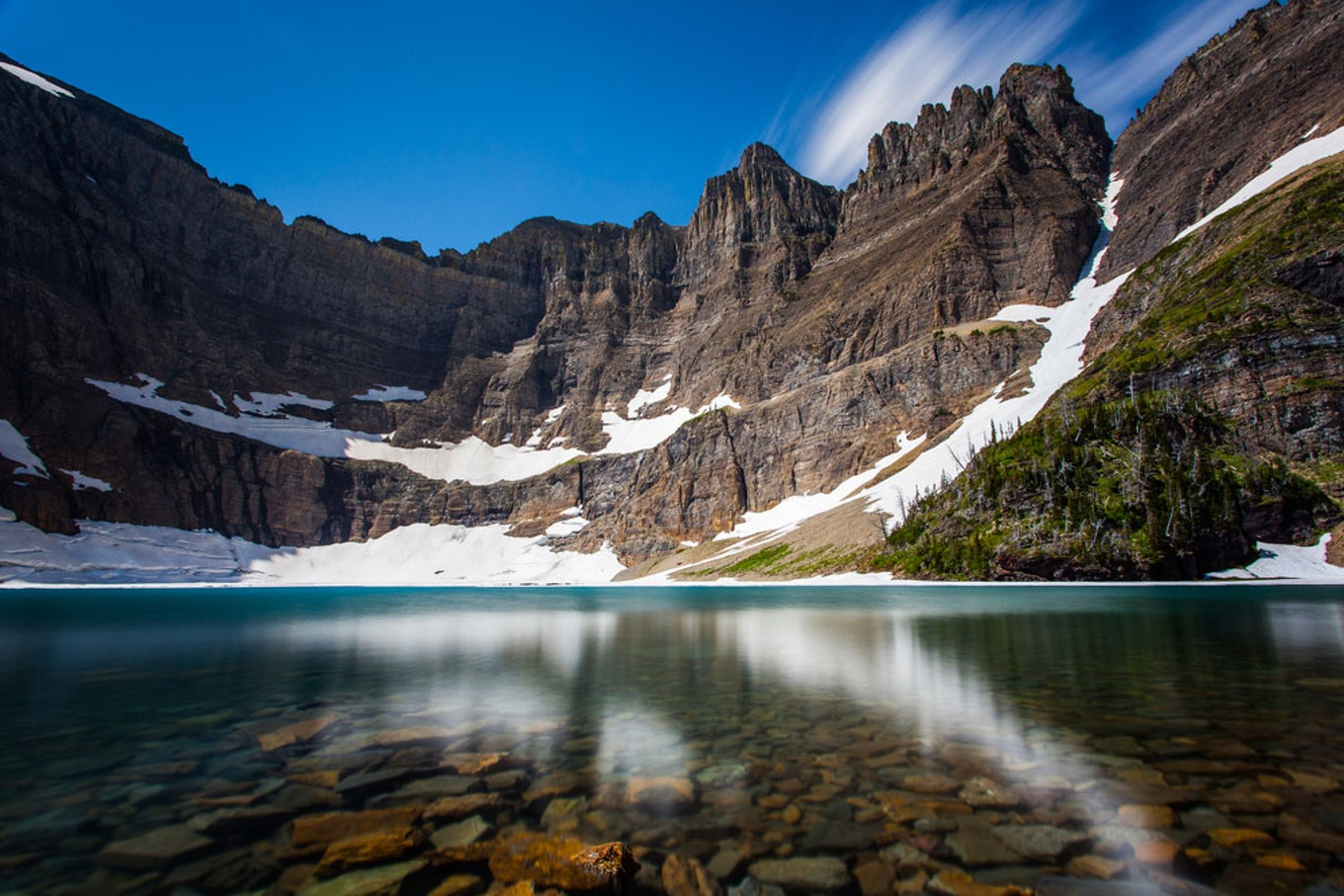 When Is the Best Time to Visit Glacier National Park?