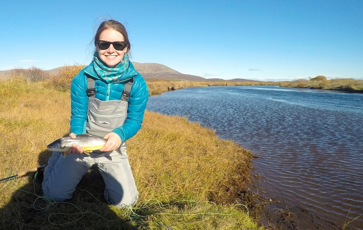 Fly Fishing for Trout 101