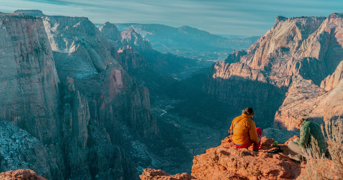 Zion National Park in 72 Hours