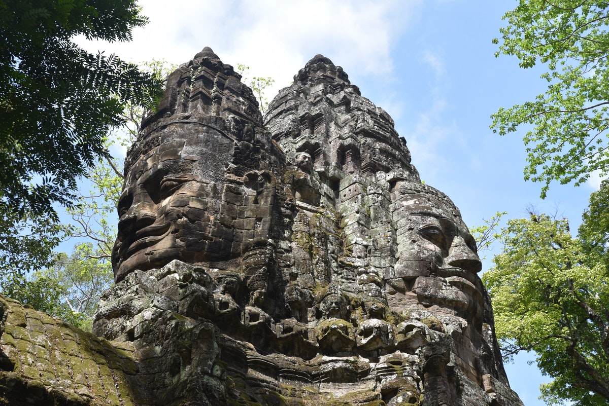 Exploring Angkor Archaeological Park: The Small Circuit