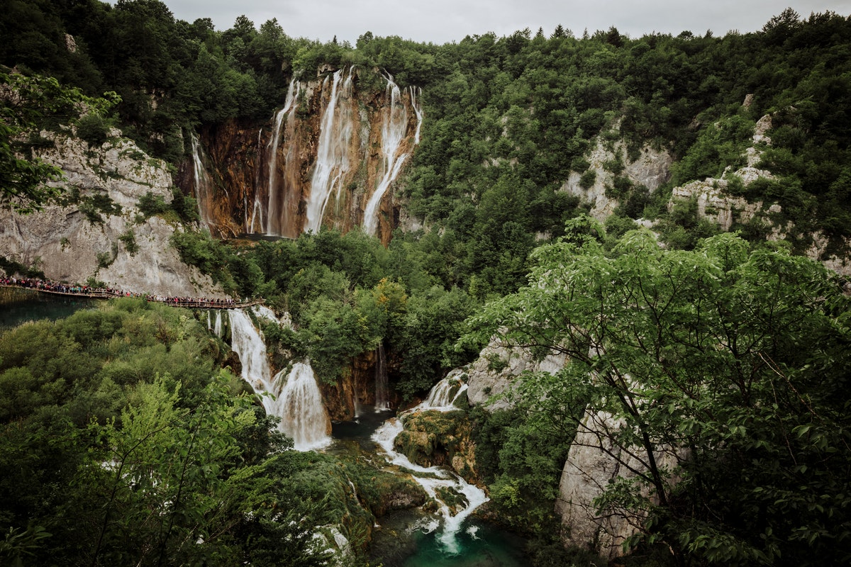 5 Tips to Avoid the Crowds at Plitvice Lakes National Park in Croatia
