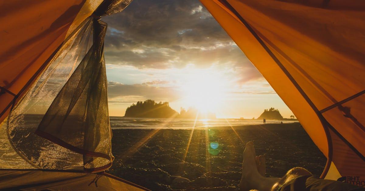 The 20 Best Campsites near Seattle
