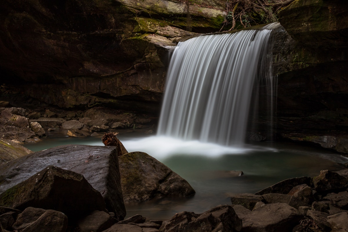 Hike to Dog Slaughter Falls