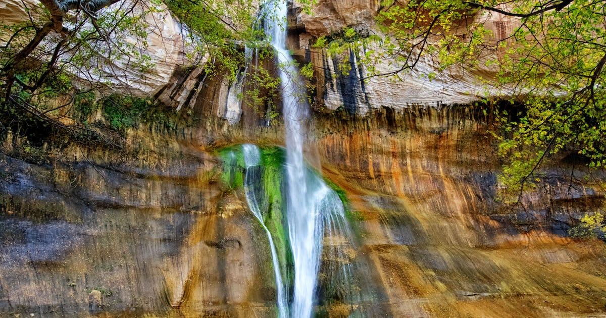 10 Must-Do Waterfalls Hikes in Utah