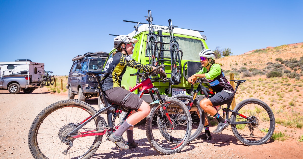 The Essential Gear for Vanlife and Mountain Biking in Moab