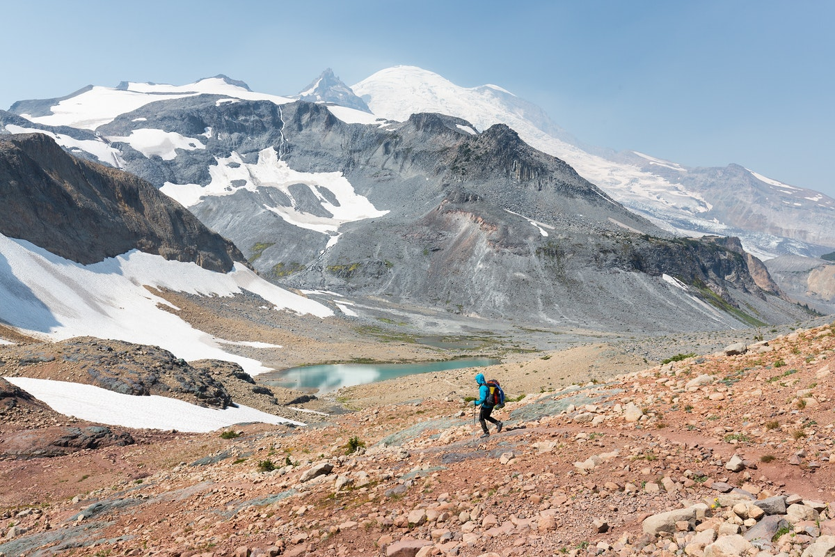 A World-Class Trek: Backpacking the Wonderland Trail around Mount Rainier