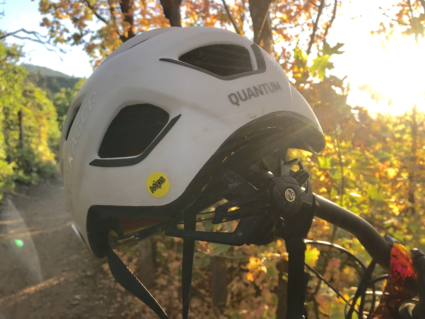 various design best prices wholesale sales Outbound Reviewed: Bontrager Quantum MIPS BOA Bike Helmet
