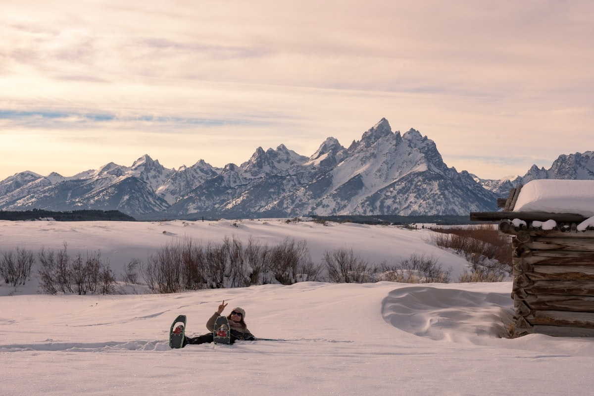 Why You Should Explore Grand Teton National Park This Winter