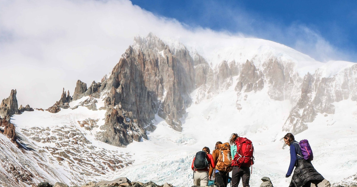 Mid-Summer Exploratory Expedition In Patagonia National