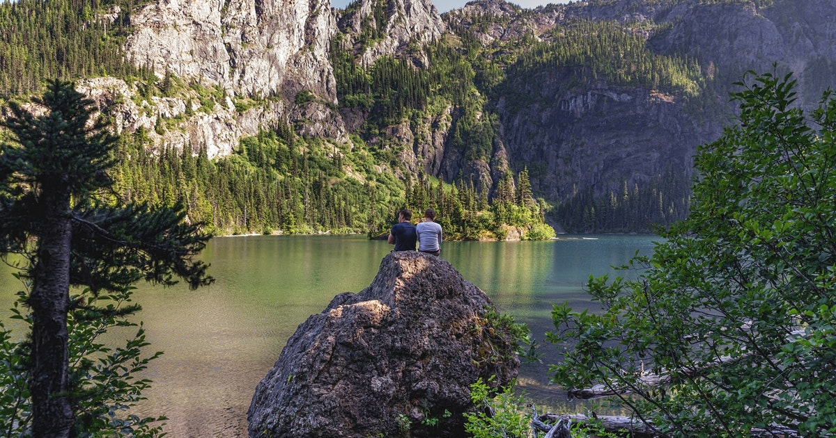 6 Beautiful Lakes to Explore in Olympic National Park