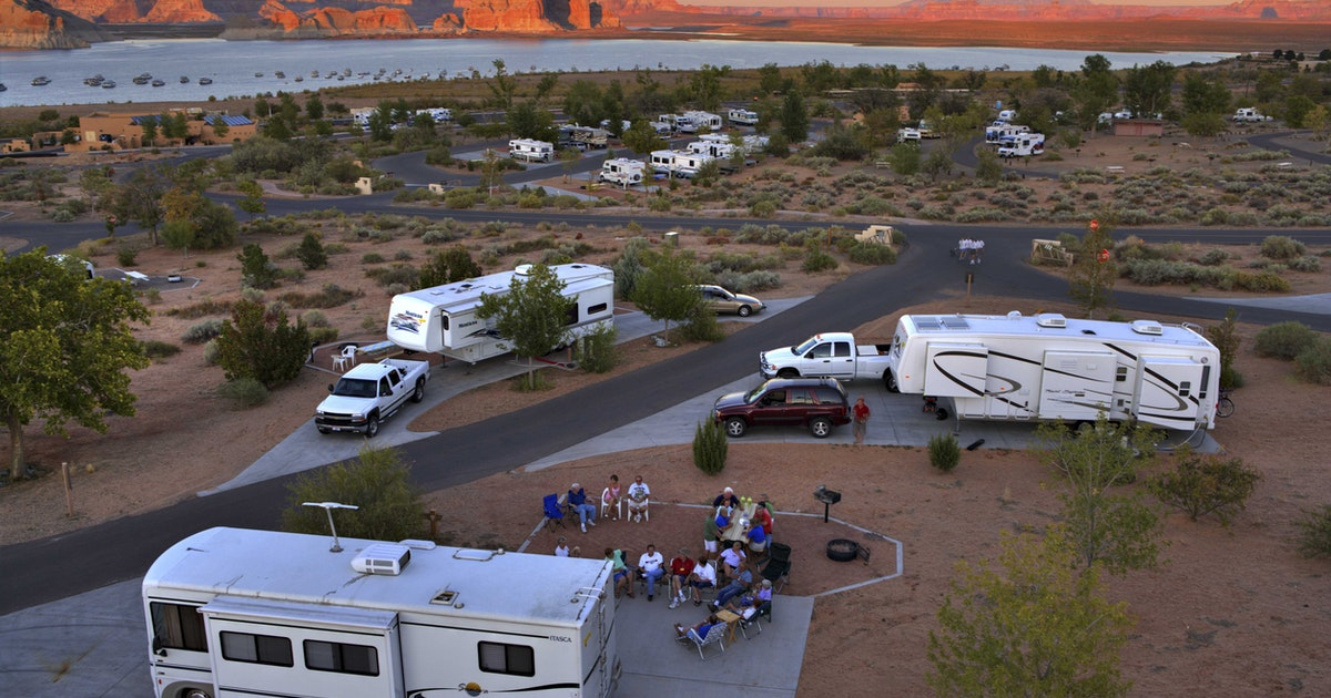 Wahweap RV Park & Campground