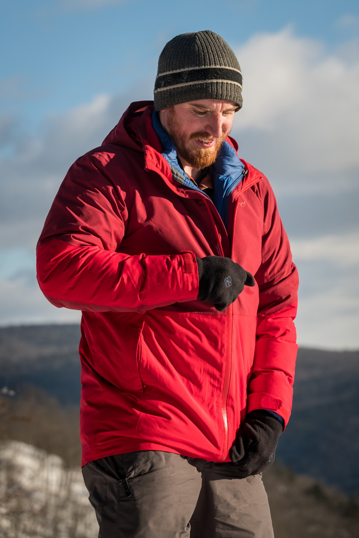 Marmot Men's Featherless Component Jacket Review