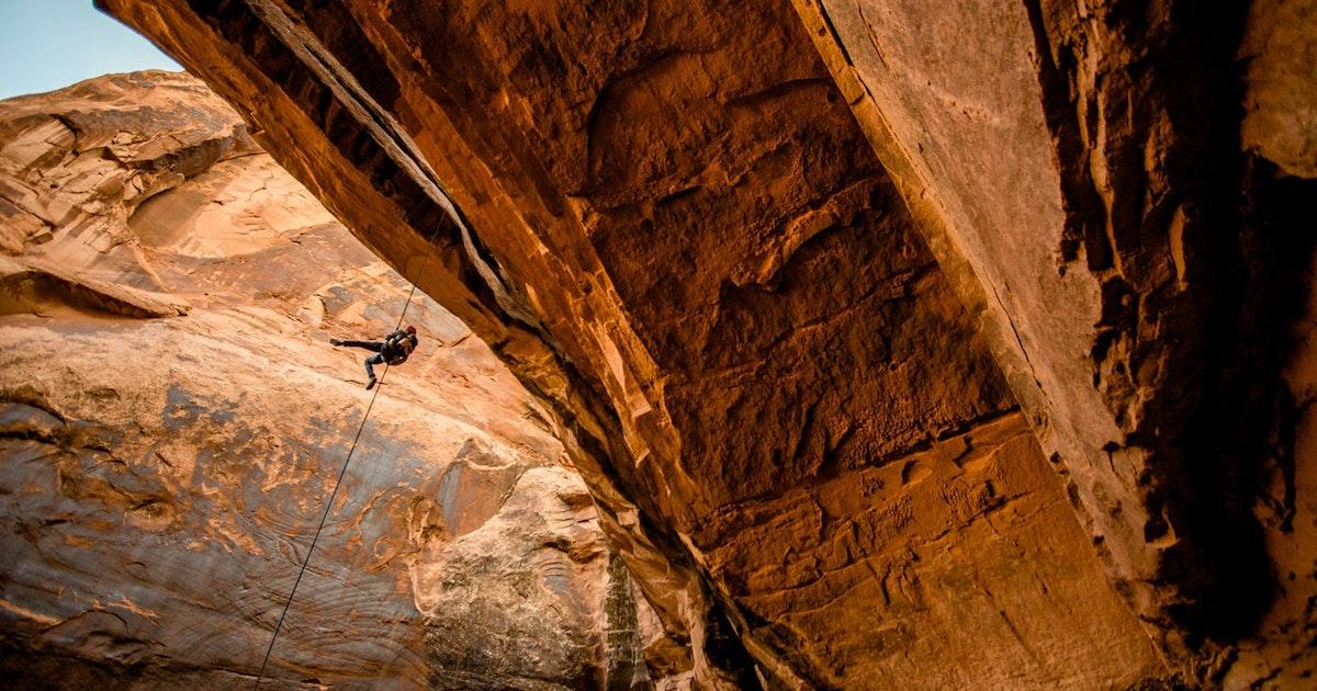8 Bucket List Canyoneering Adventures in Southern Utah
