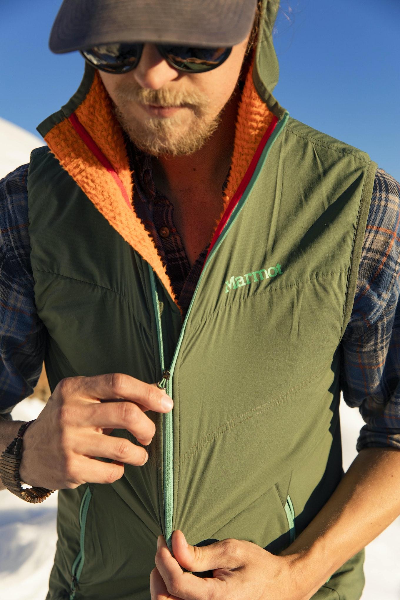 Marmot Men's Alpha 60 Vest Review