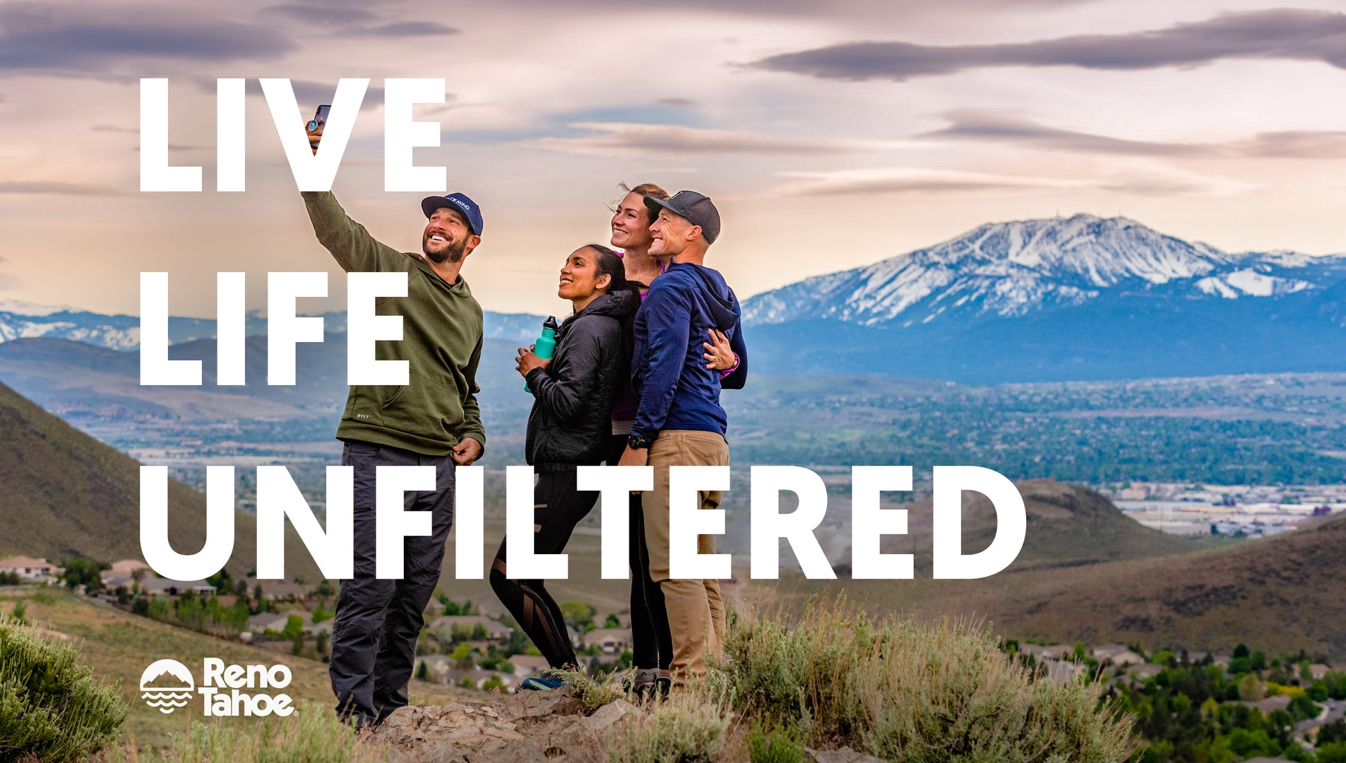 Live Life Unfiltered: 72 Hours in Reno Tahoe