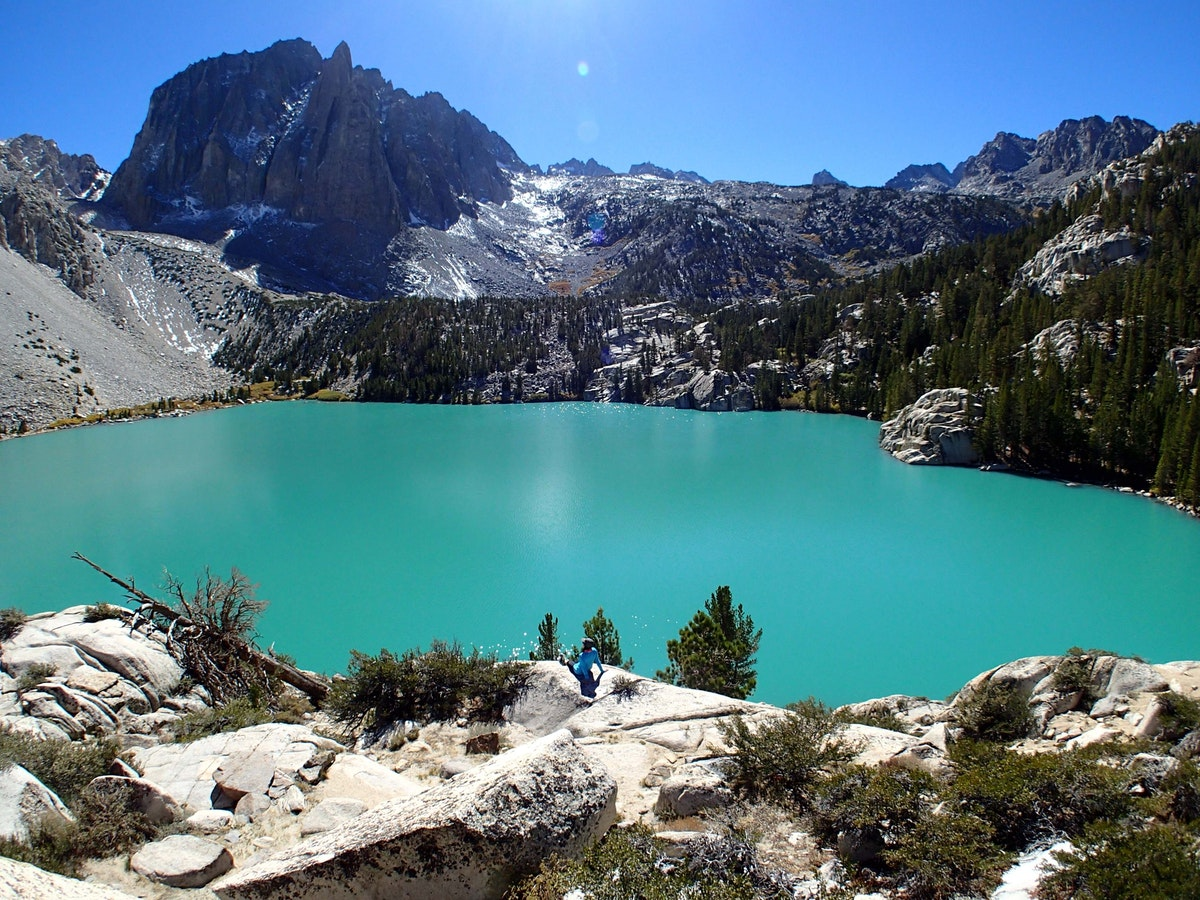 Camp And Hike The Big Pine Lakes Yosemite