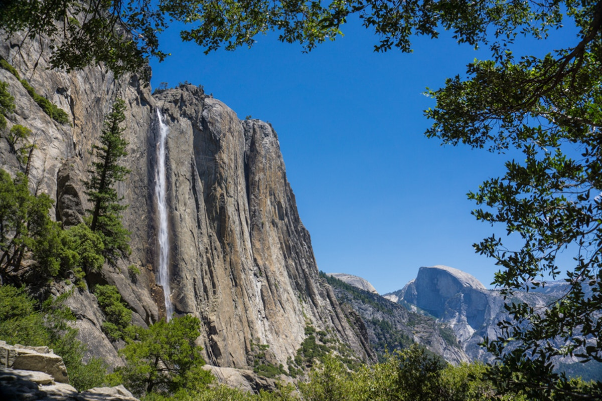 Hike To Upper Yosemite Falls Yosemite