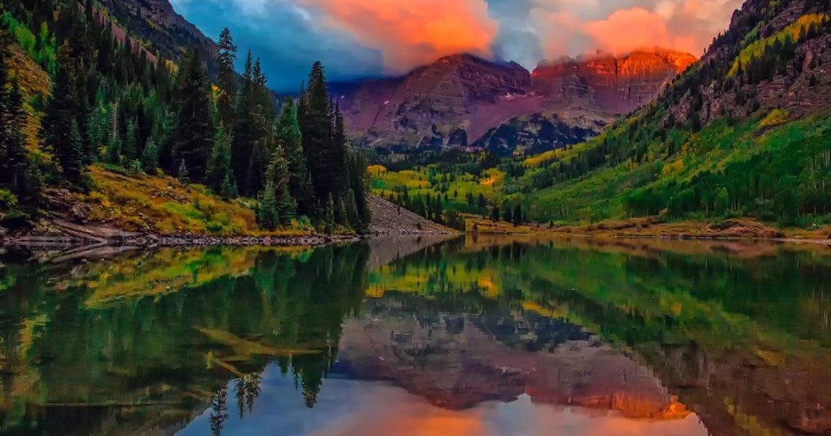 Explore The Maroon Bells Snowmass Wilderness Maroon