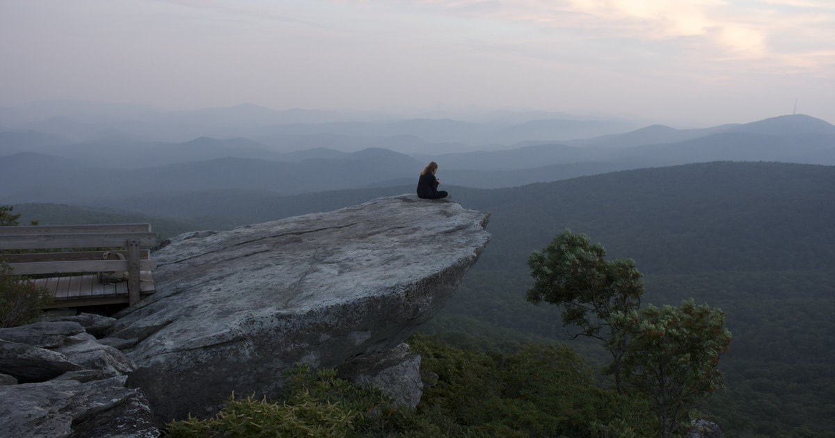 Blue Ridge Auto >> Hike Rough Ridge, Rough Ridge Trailhead