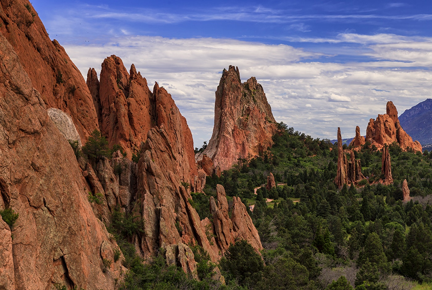 Climb and Hike in the Garden of the Gods - Photo by Eric Schuette ...
