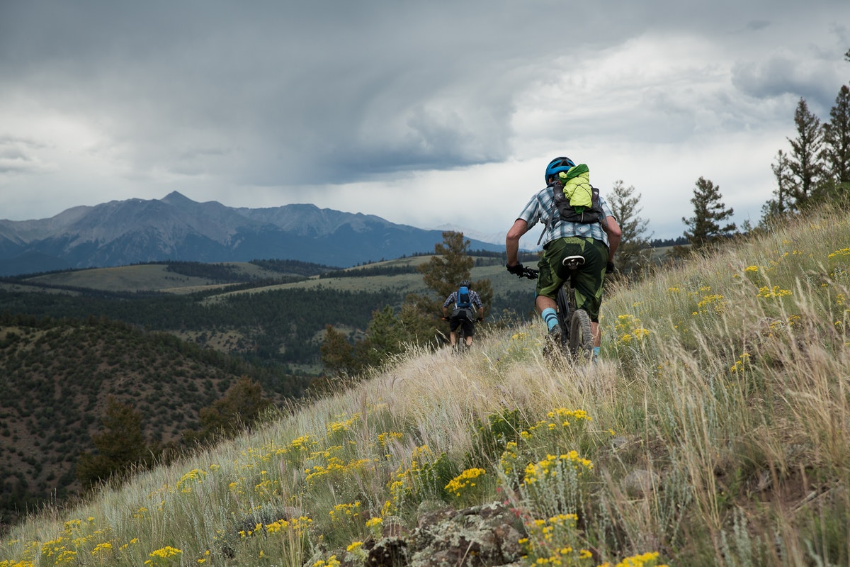Ride the Monarch Crest Trail, Monarch Crest Trail