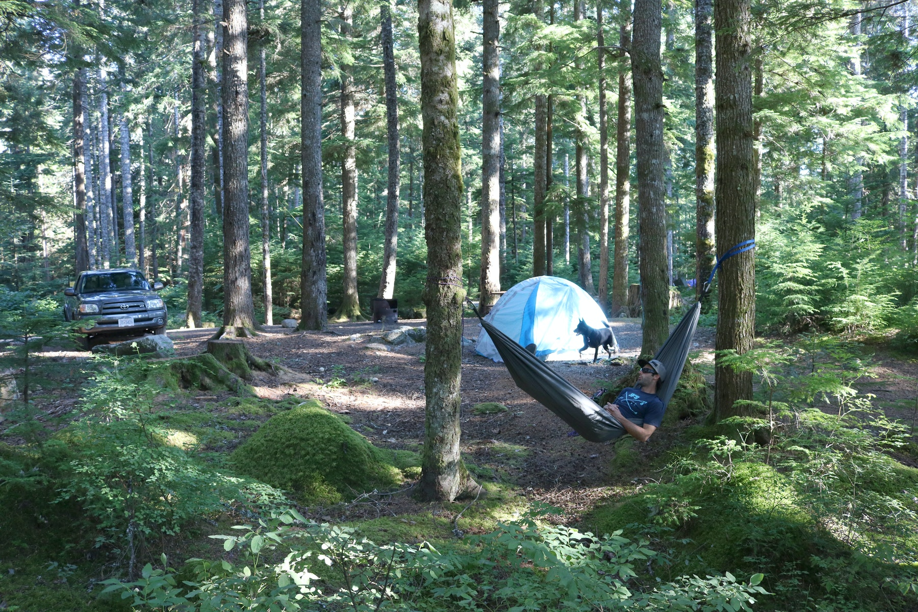 Car Camping Near Vancouver Bc