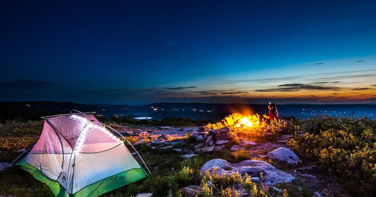 25 of America's Best Campsites