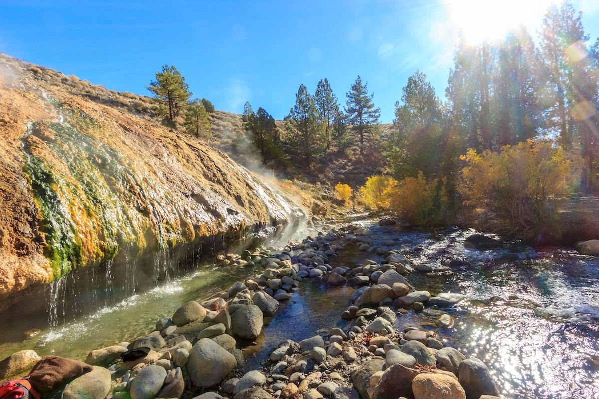 Soak At Buckeye Hot Springs Yosemite