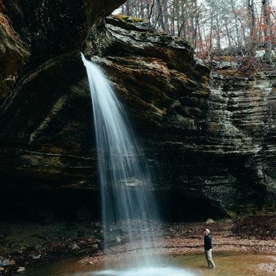 Hike To Tea Kettle Falls Tea Kettle Falls Trailhead