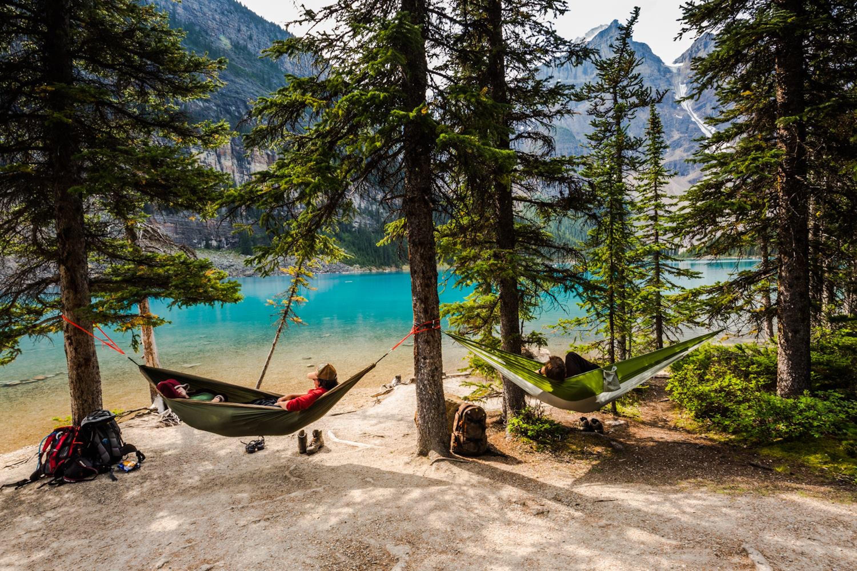 Best hammock camping