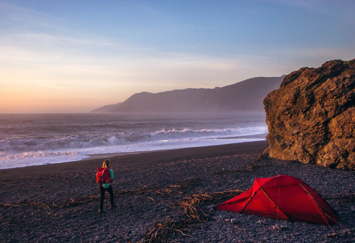 Camping Along The Pacific: 10 Seaside Campsites For Your West Coast Road Trip