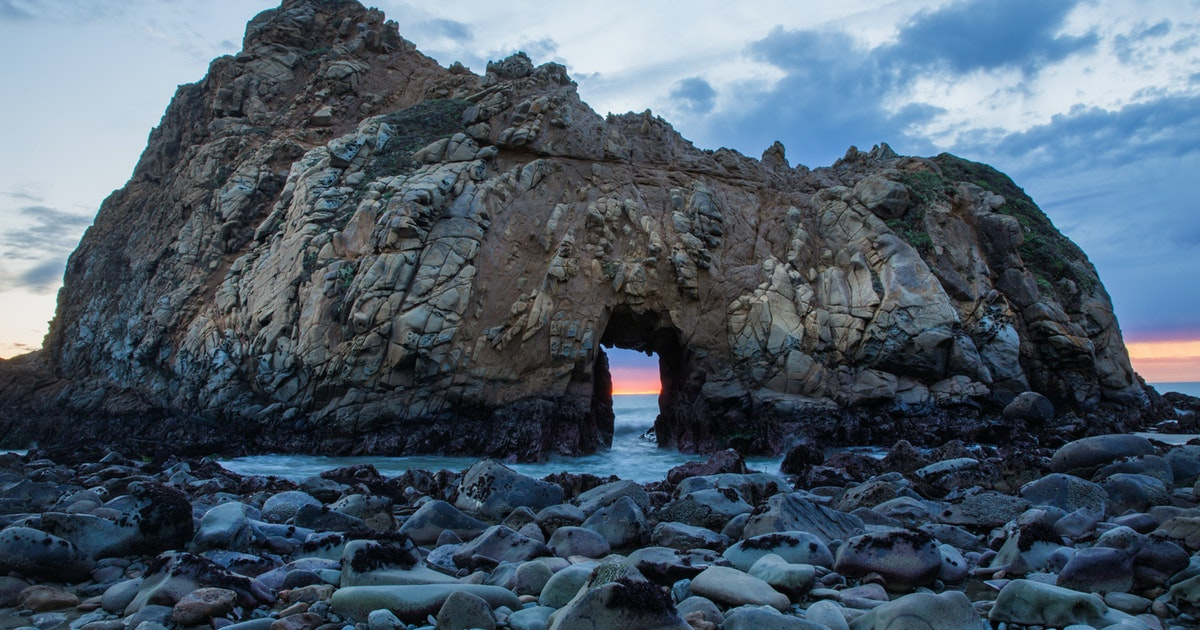 5 Magical Places To Visit In Big Sur California