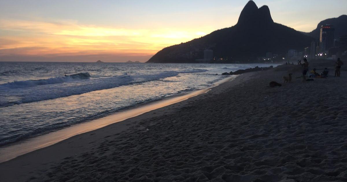 Surf Blog - Top five surfing beaches in Rio de Janeiro