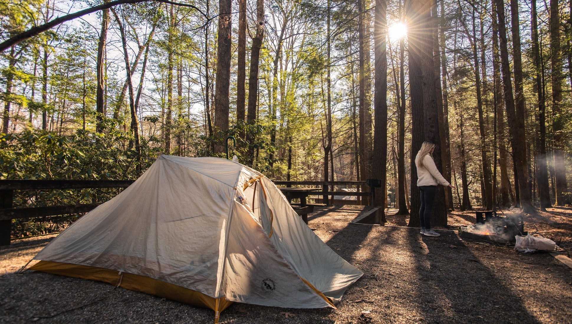 The Best Places for Camping in Georgia