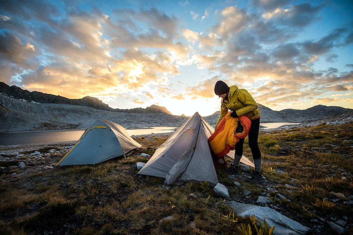Backpacking/Hiking - Magazine cover