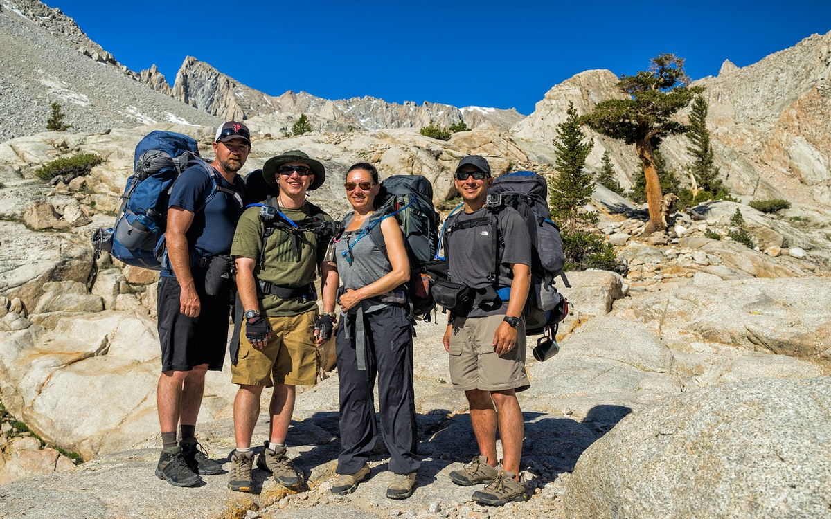 Moments Worth Capturing: A Three Generation Adventure on Mt. Whitney
