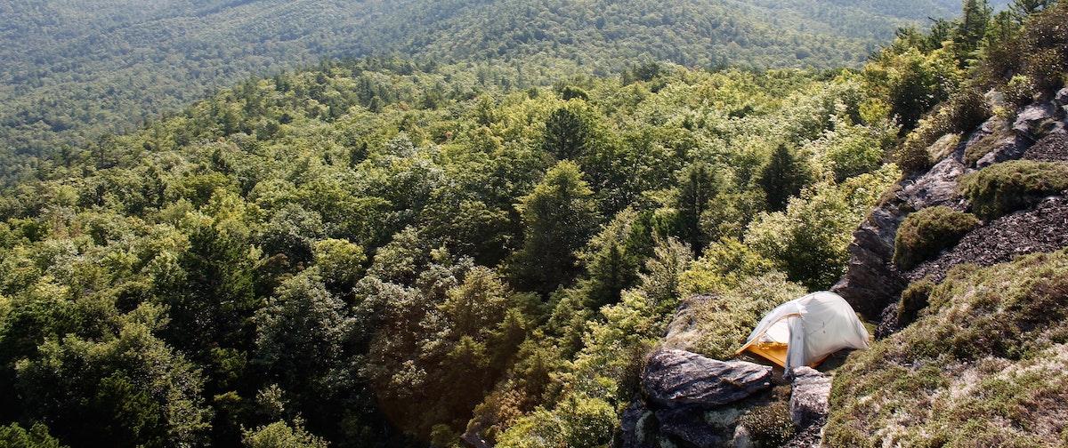 10 of North Carolina's Best Campsites