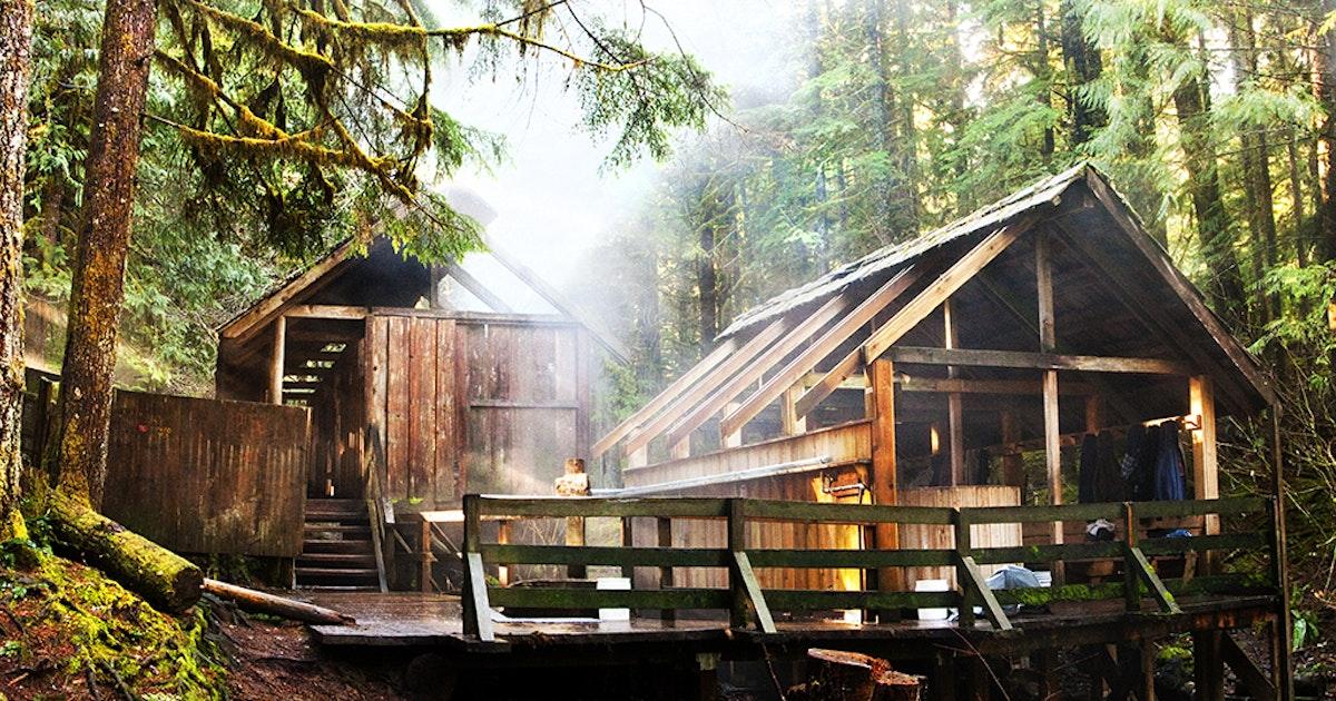 Bagby hot springs   bagby hot springs weather   bagby hot