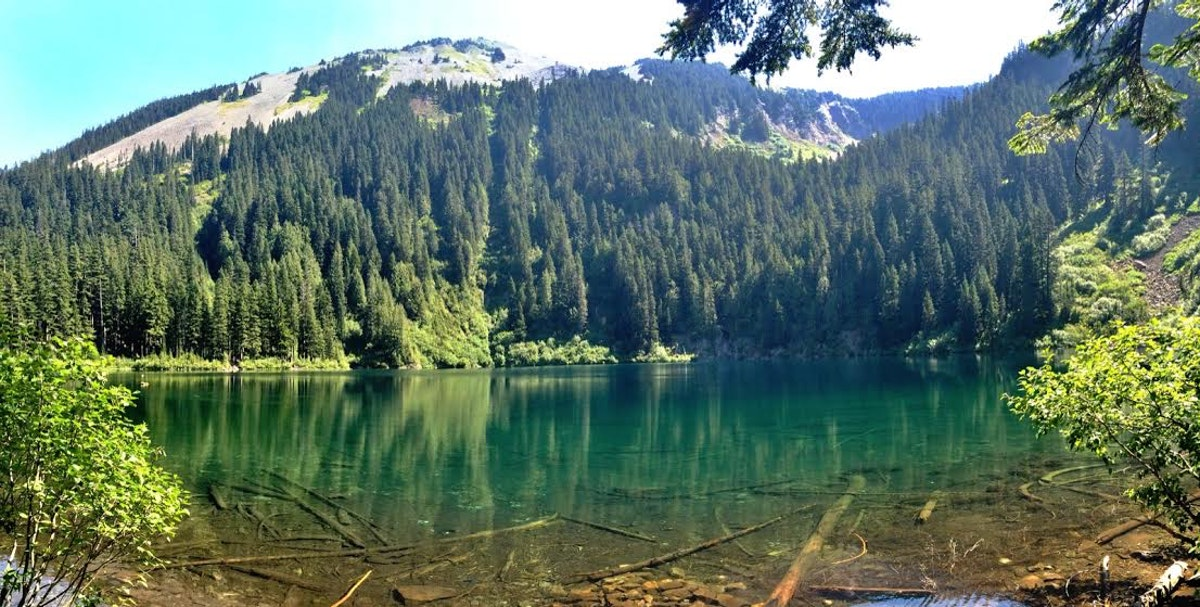 Hike To Annette Lake Annette Lake Trail