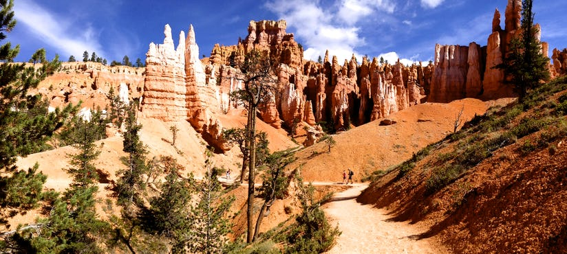 Hike To Tower Bridge Bryce Canyon Np Bryce Utah