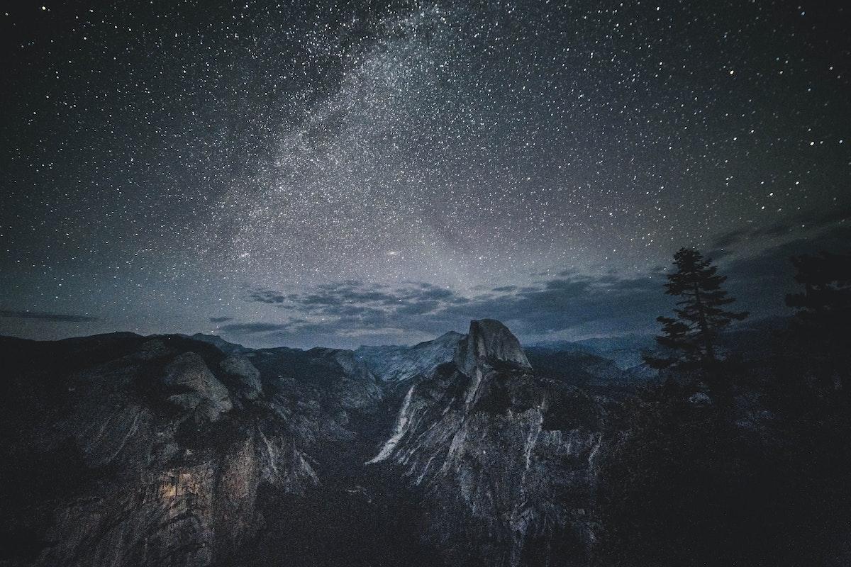 Hike To Glacier Point Via Four Mile Trail Yosemite