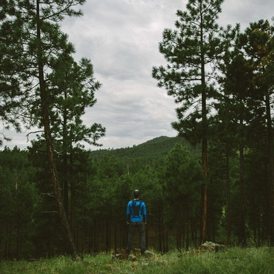 Hike and Camp at Arizona's A1 Mountain, A 1 Mountain