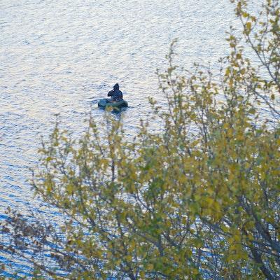 Fishing At Convict Lake Convict Lake Trailhead