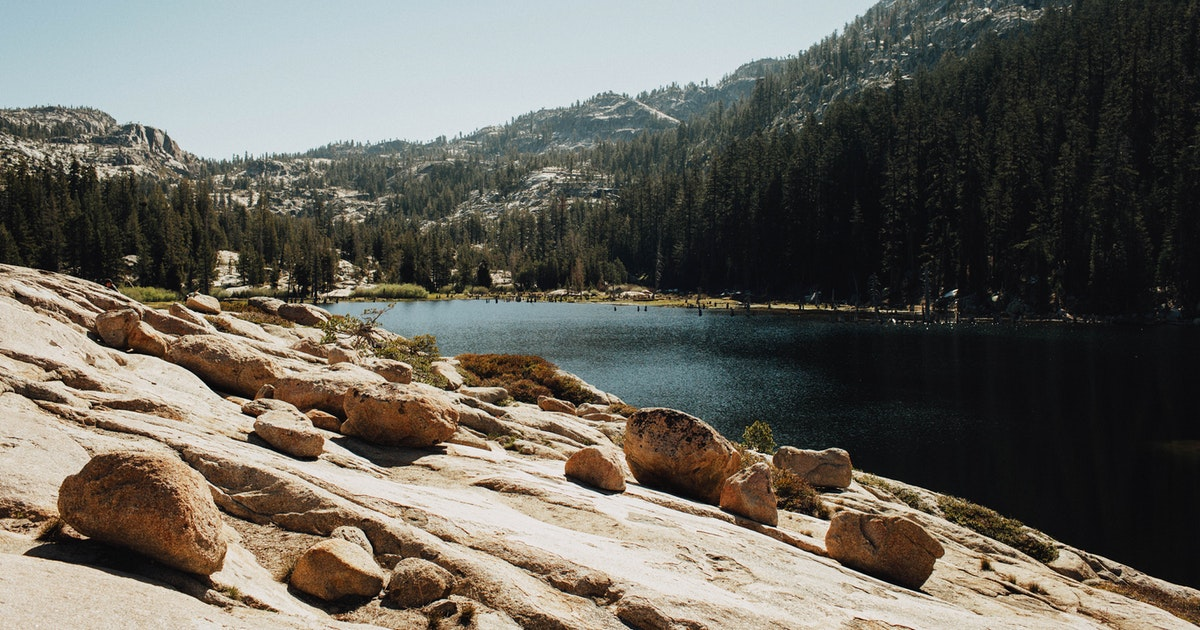 Backpack to Bear Lake (Emigrant Wilderness), Crabtree Trailhead