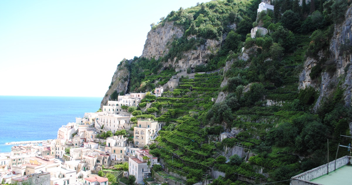 Hike From Amalfi To Ravello And Atrani Italy
