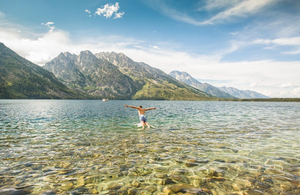 Explore Jenny Lake, WY