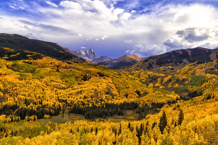 The 6 best spots for fall foliage in colorado huffpost capitol creek sciox Choice Image