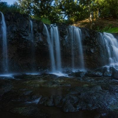 Hike To The Waterfalls At Kauai 39 S Secret Beach Secret Beach