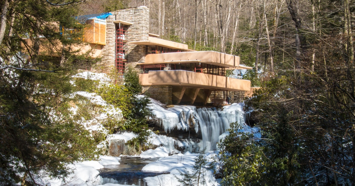 Explore Fallingwater Pennsylvania